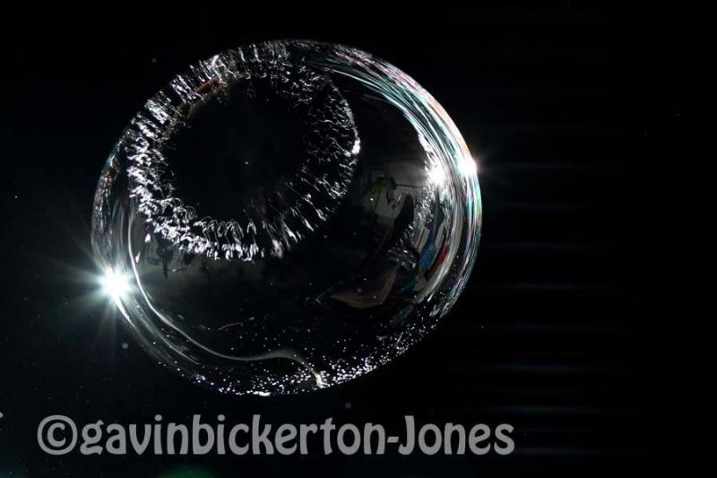 Bursting Bubbles!