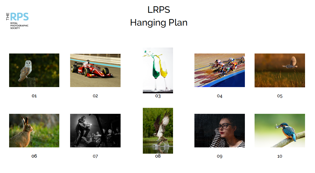 Image for: LRPS Award